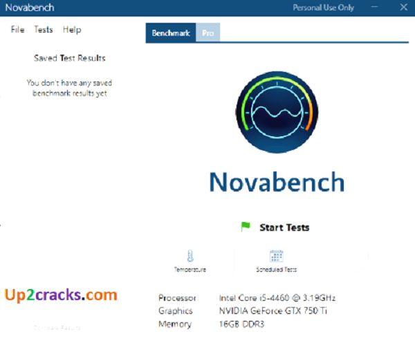 Novabench Crack