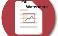 Rcysoft PDF Watermark Pro Crack