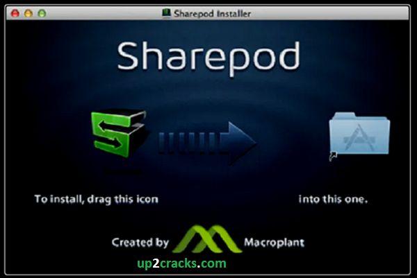SharePod Crack